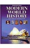 World History: Patterns of Interaction: Student Edition Modern World History 2009