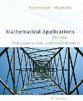 Mathematic Applications for Mangement, Life and Social Science