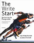 The Write Start with Readings: Sentences to Paragraphs with Professional and Student Readings