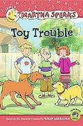 Martha Speaks: Toy Trouble (Reader) (Green Light Readers Level 2)
