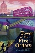 Tower of the Five Orders : The Letterford Mysteries, Book II
