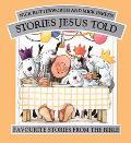 Stories Jesus Told Omnibus Ed - Nick Butterworth - Hardcover