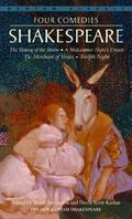 Four Comedies/the Taming of the Shrew/a Midsummer Night's Dream/the Merchant of Venice/Twelf...