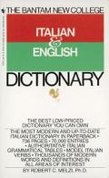 Bantam New College Italian and English Dictionary