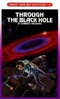 Through The Black Hole - Edward Packard - Paperback
