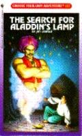 The Search For Aladdin's Lamp - R.A. Montgomery - Paperback
