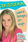 Jessica: Next Stop, Jr. High (Sweet Valley Twins: Diaries Series #2 ) - Jamie Suzanne - Pape...