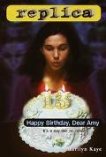 Happy Birthday, Dear Amy - Marilyn Kaye - Paperback