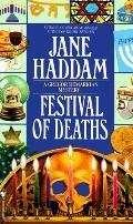 Festival of Deaths (A Gregor Demarkian Mystery)