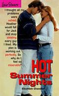 Hot Summer Nights (Love Stories Series #12) - Elizabeth Chandler - Mass Market Paperback