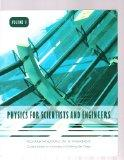 Physics for Scientists and Engineers Volume 1 Custom Edition for University of California, S...