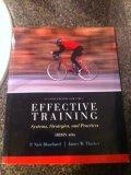 Effective Training UMUC Custom Edition (With Access Card)