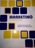 Marketing: An Introduction (Custom Edition for the University of Washington)
