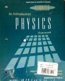 Tutorials In Introductory Physics and Homework Package [Paperback]