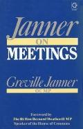 Janner on Meetings - Greville Janner - Hardcover