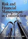 Risk and Financial Management in Construction