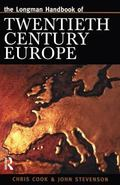 Longman Handbook of Twentieth-Century Europe