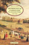 Emergence of a Nation State The Commonwealth of England 1529-1660