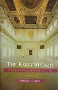 Early Stuarts A Political History of England 1603-1642