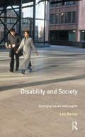 Disability and Society Emerging Issues and Insights