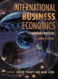 International Business Economics A European Perspective