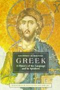 Greek - Geoffrey C. Horrocks - Paperback