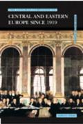 Longman Companion to Central and Eastern Europe Since 1919