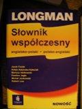 Longman slownik wspolczesny: English-Polish / Polish-English Dictionary