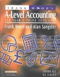 Frank Wood's A-Level Accounting Gce Year 2
