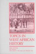 Topics in West African History