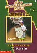 Kristy and the Cat Burglar: (The Baby-Sitters Club: Mystery Series #36) - Ann M. Martin - Pa...