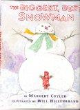 Bookshelf: Biggest, Best Snowman