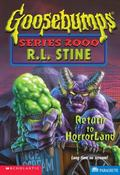 Return to Horrorland (Goosebumps 2000 Series #13) - R. L. Stine - Paperback