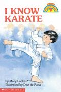 I Know Karate (Hello Reader! Series) - Mary Packard - Paperback - BOOK&CARDS