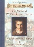 Journal of William Thomas Emerson A Revolutionary War Patriot