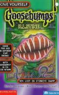 Lost in Stinkeye Swamp (Give Yourself Goosebumps Series #24) - R. L. Stine - Paperback