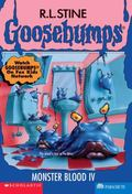 Monster Blood IV (Goosebumps Series #62) - R. L. Stine - Paperback