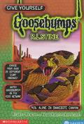 Alone in Snakebite Canyon (Give Yourself Goosebumps Series #26) - R. L. Stine - Paperback
