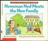 Newsman Ned Meets the New Family - Steven Kroll - Paperback