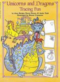 Unicorns and Dragons Tracing Fun - Anita Sperling - Paperback