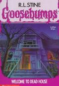 Goosebumps:welcome to Dead House