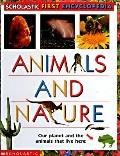 Animals and Nature - Scholastic Books Inc. - Paperback