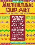 Multicultural Clip Art: From Around The World