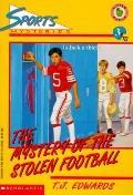 Mystery of the Stolen Football - T. J. Edwards - Paperback
