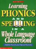Learning Phonics+spelling in Whole...