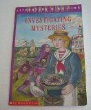 Investigating Mysteries: Literature & Writing Workshop (The Case Of The Missing Ring,Meg Mac...