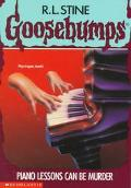 Piano Lessons Can Be Murder (Goosebumps Series #13)