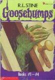 Goosebumps Series Boxed Set: Welcome to Dead House, Stay Out of the Basement, Monster Blood,...