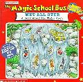 Magic School Bus Wet All over A Book About the Water Cycle