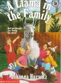 Llama in the Family - Johanna Hurwitz - Paperback